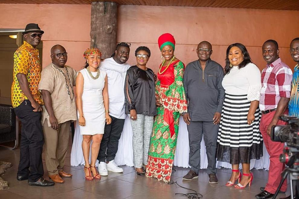 Ohemaa Mercy, McAbraham, Ceccy Twum, Others For Diana Asamoah's