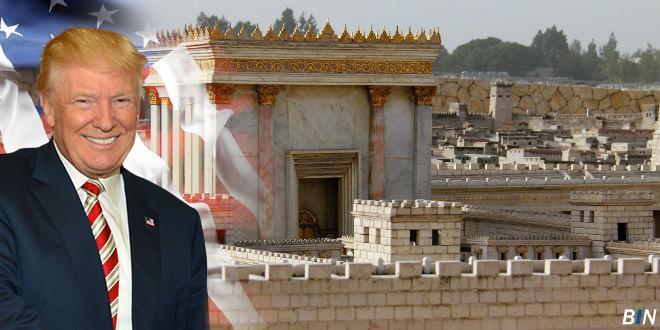 Trump's Jerusalem Declaration Paves Way for Third Temple