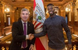 Ghanaian Winger Inaki Williams Extends Athletic Bilbao Deal Until 2025