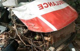 Western Region: Ambulance Accident Kills Patient, Nurse Including 2 Others