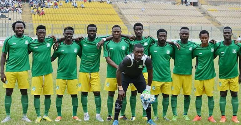 Aduana Stars Beat Asante Kotoko To Clinch Super Cup