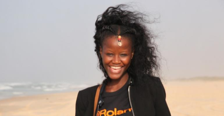 Fakeba Queen of Africa is electronic