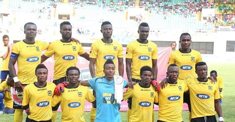 Asante Kotoko Beat Asokwa Deportivo In Friendly Ahead Of CARA Clash
