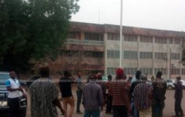 Ring Leaders Of Upper West NADMO Attack Arrested