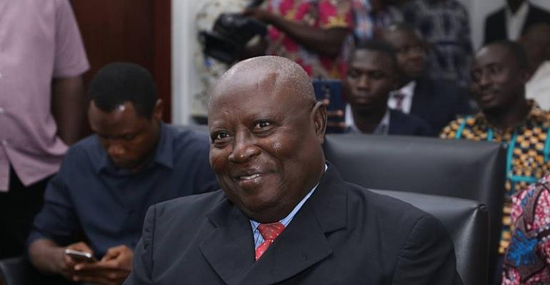 Parliament Approves Amidu As Special Prosecutor
