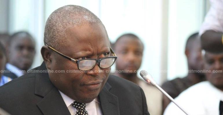 If You Are Not Corrupt, You Won't Run Away--Amidu
