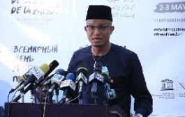 World Press Freedom Day will improve our economy – Mustapha Hamid