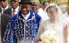 Goodluck Jonathan's daughter's grand wedding 4 years ago