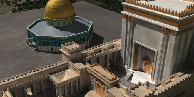 HomeEnd of DaysJerusalemBible ProphecyChristian ZionismBiblical NewsUS-IsraelIDFNews VideosSubscribe  Another Temple Mount Dispute: Muhammad's 'Winged Horse' vs. Jewish Temple