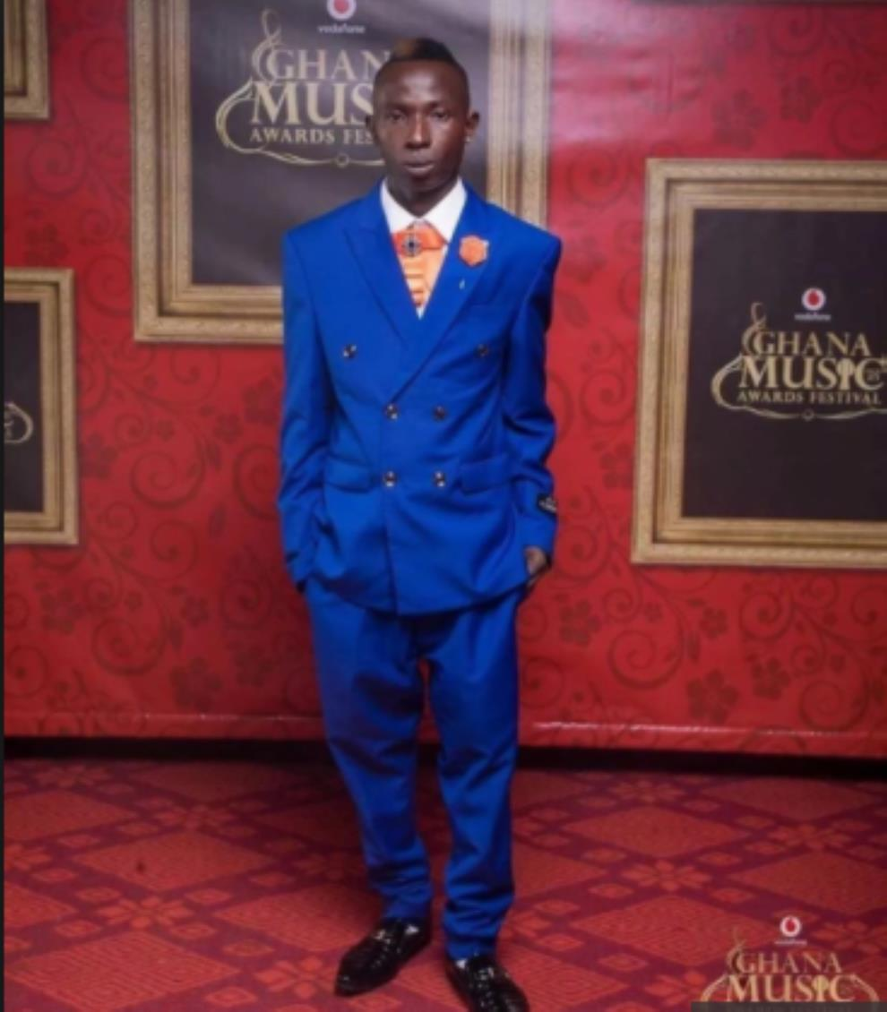 Patapaa Explains Why He Wore The Over-Sized Suit To The VGMAs