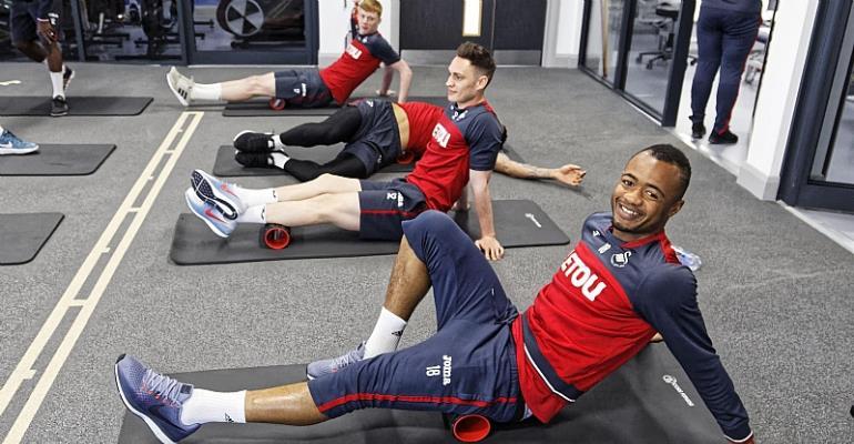 I Am Happy At Swansea City - Jordan Ayew Insists