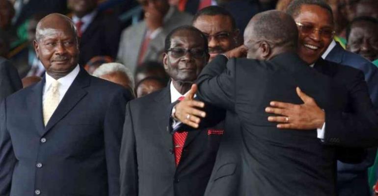 Dictators Are Admired By African Leaders – Daniel Batidam