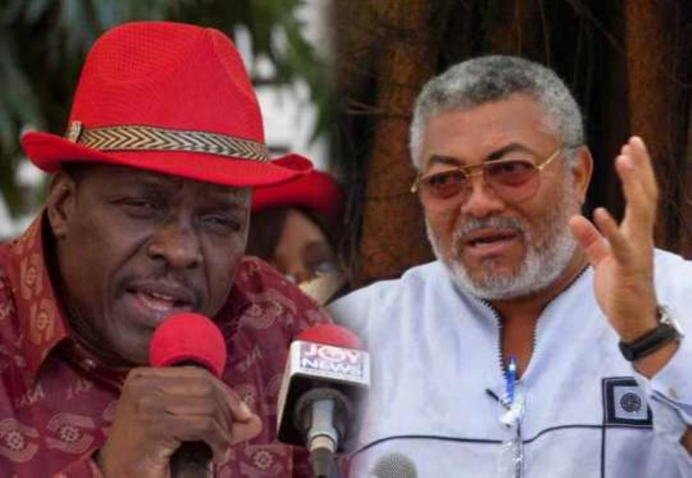 Rawlings, Bagbin Hailed In The Volta Region