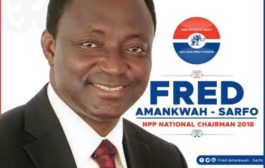 Fred Amankwa Safo Rescinds Decision To Contest For NPP Elections