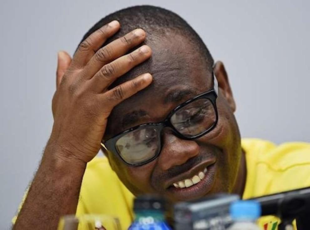 BREAKING NEWS... Nana Addo Orders The Arrest Of GFA Boss Kwesi Nyantakyi