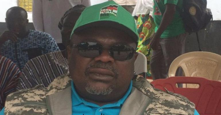 Anas Undercover: Koku Throws Support Behind Nana Addo To Uproot Corruption