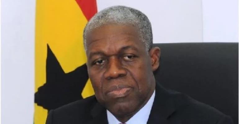 President Akufo-Addo Mourns Amissah-Arthur