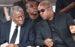 Mahama Grieves Over Sudden Death Of Amissah-Arthur