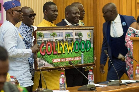 Ola Michael writes: Ghana's Film Industry is never called Gollywood!
