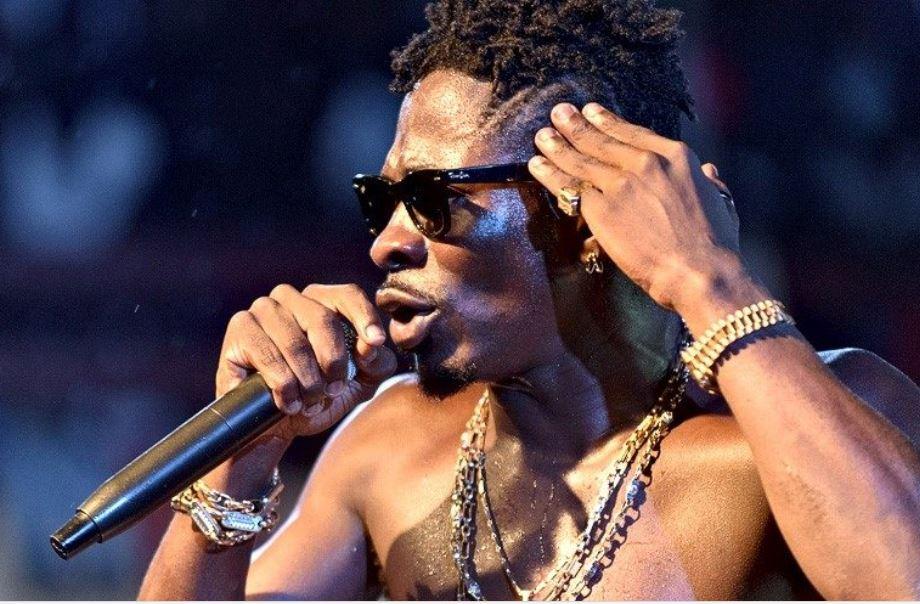 Shatta Wale blasts Hitz FM's Andy Dosty, Prince Tsegah