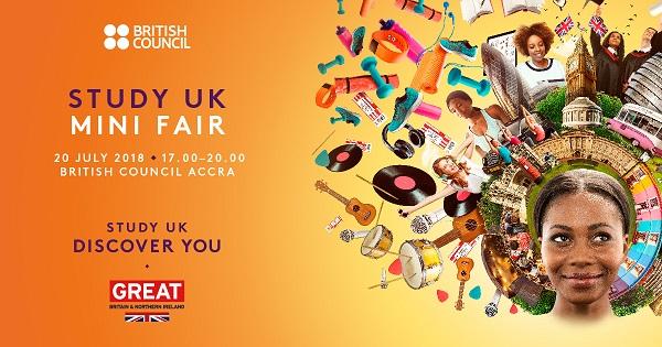 British Council to host 'Study UK Mini Fair' on July 20