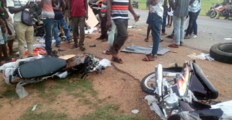 Stop Sharing Tamale Accident Pictures On Social Media – Zylofon Cash