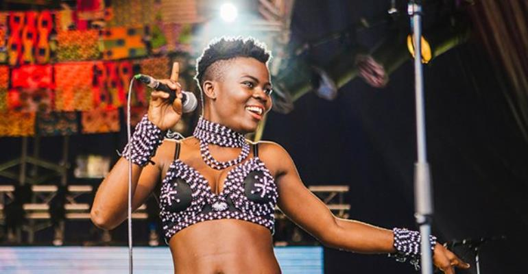 Wiyaala Reveals What Pushed Her Out Of Ghana Music