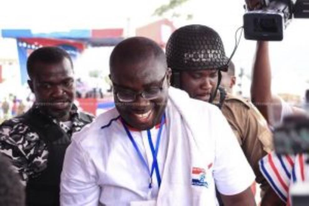 #NPPConference: Sammy Awuku elected National Organizer