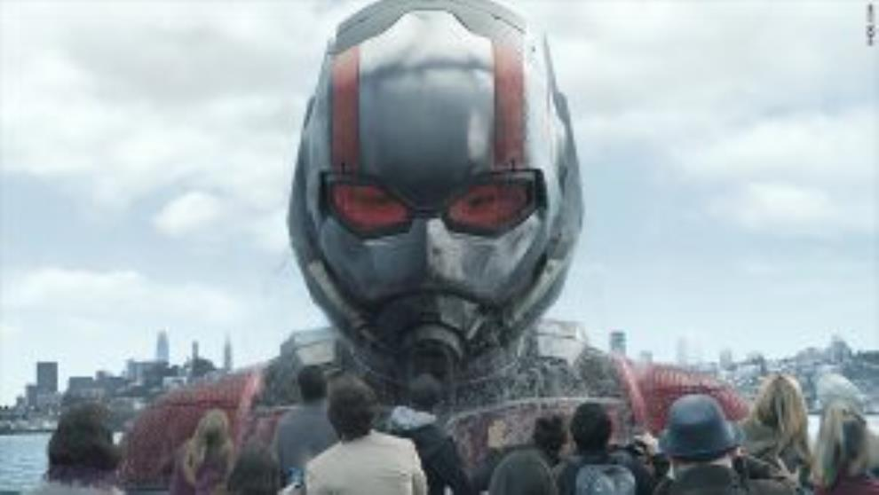 """""""Ant-Man And The Wasp"""" keeps Marvel's Big Year At The Box office"""
