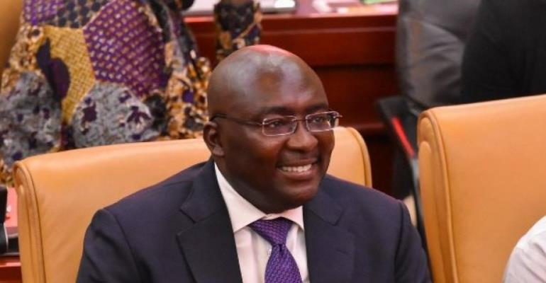 Bawumia Appointed To Board of UN's Global Partnership For Sustainable Development Data