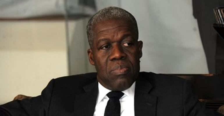 No Special Cloth Printed For Amissah-Arthur Funeral--Family