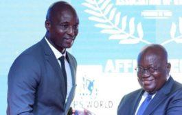Tony Baffoe Ideal For GFA President - Gabby Otchere-Darko