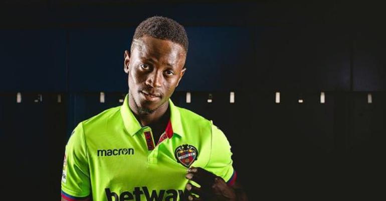 Levante Reject €5M Offer For Emmanuel Boateng