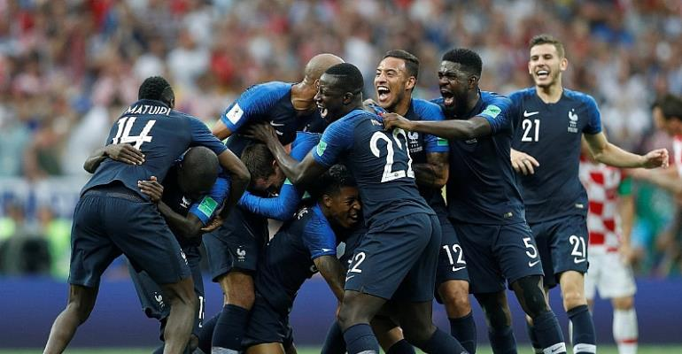 Donald Trump Praises Team Of Immigrant For Winning World Cup For France Days After Calling Immigration 'Very Negative'