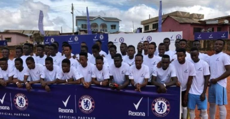 Accra Gears Up For Rexona 'Be The Next Champion' Grand Finale