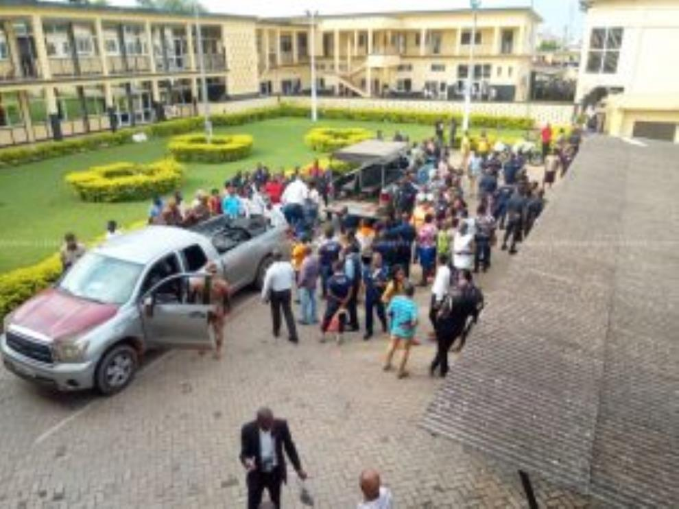 7 Suspected Robbers Gunned Down Over Police Officer's Death At Kumasi
