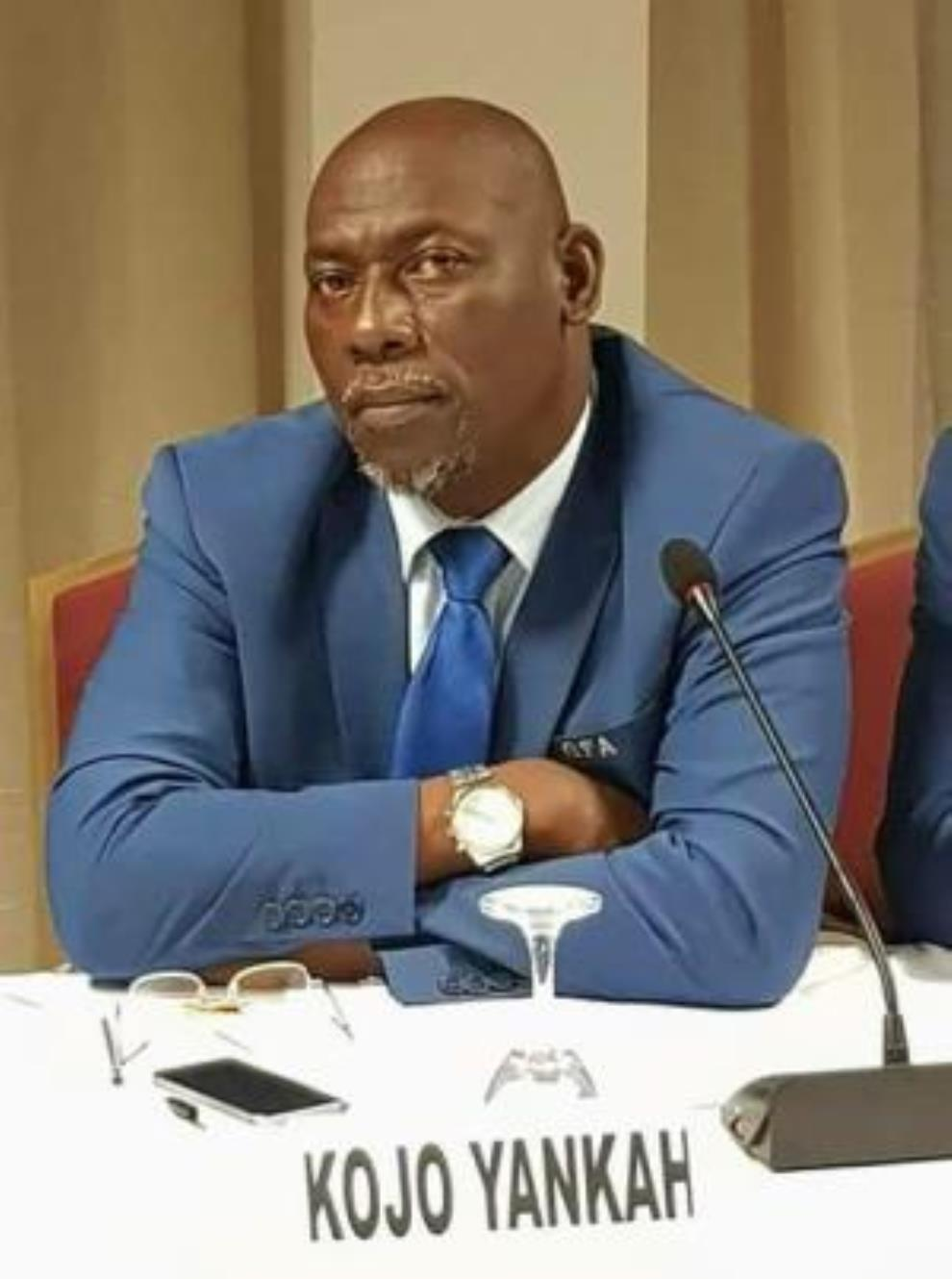 FIFA/CAF Liaison Team Have No Relevance - Kojo Yankah