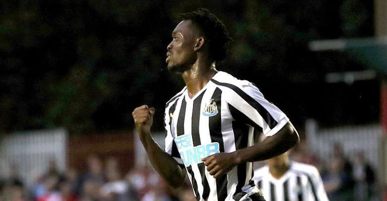 Christain Atsu Scores In Newcastle United Pre-Season Win