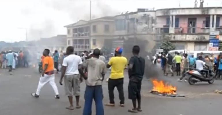 Kumasi: Police, Zongo Youth Clash Over Killing Of 7 Indigenes By Police