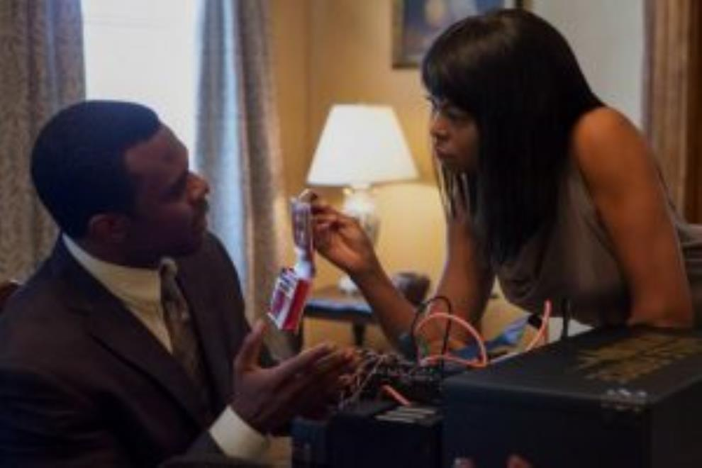 Movie Review: Tyler Perry's Acrimony love forgives All Things