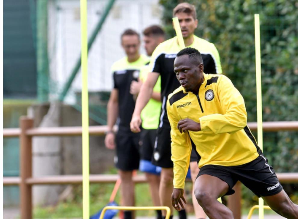 Emmanuel Agyeman Badu Undergoes Successful Surgery At Udinese