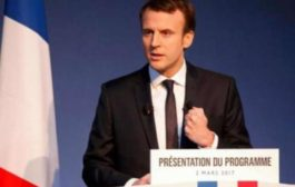 Macron Security Aide Fired Over Protest Scuffle Video