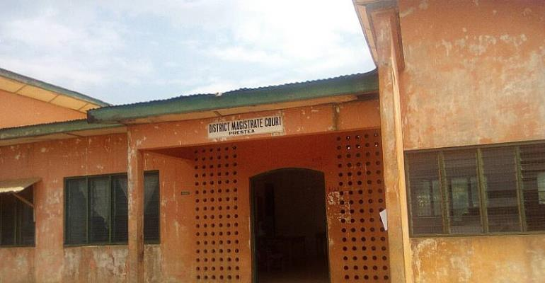 Prestea Magistrate Court To See A Face-Lift This Year-Mce, Hon. Mozart K. Owuh.
