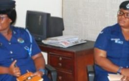 DSP Afia Tenge Calls On The Chronicle