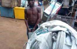 School Drop-out Stole ECG Cables
