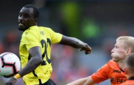 Rabiu Mohammed Makes Second Anzhi Debut In Win Against Ural After 21 Months Off