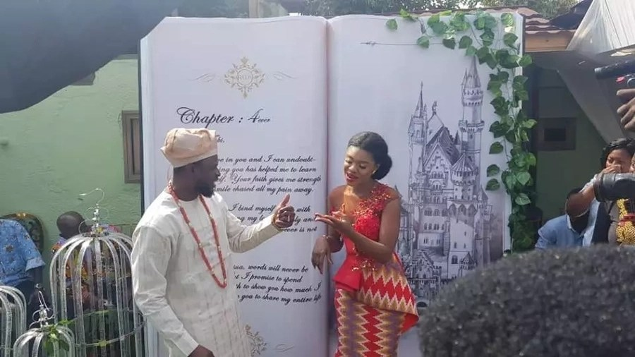 PHOTOS: Ghanaian female celebrities who attended Becca's wedding