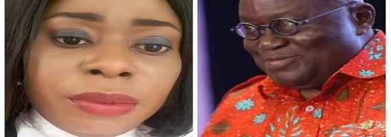 Lawyer Mary Ohenawaa Eulogizes Akufo-Addo