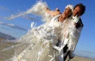 PHOTOS: Weirdest wedding dresses ever