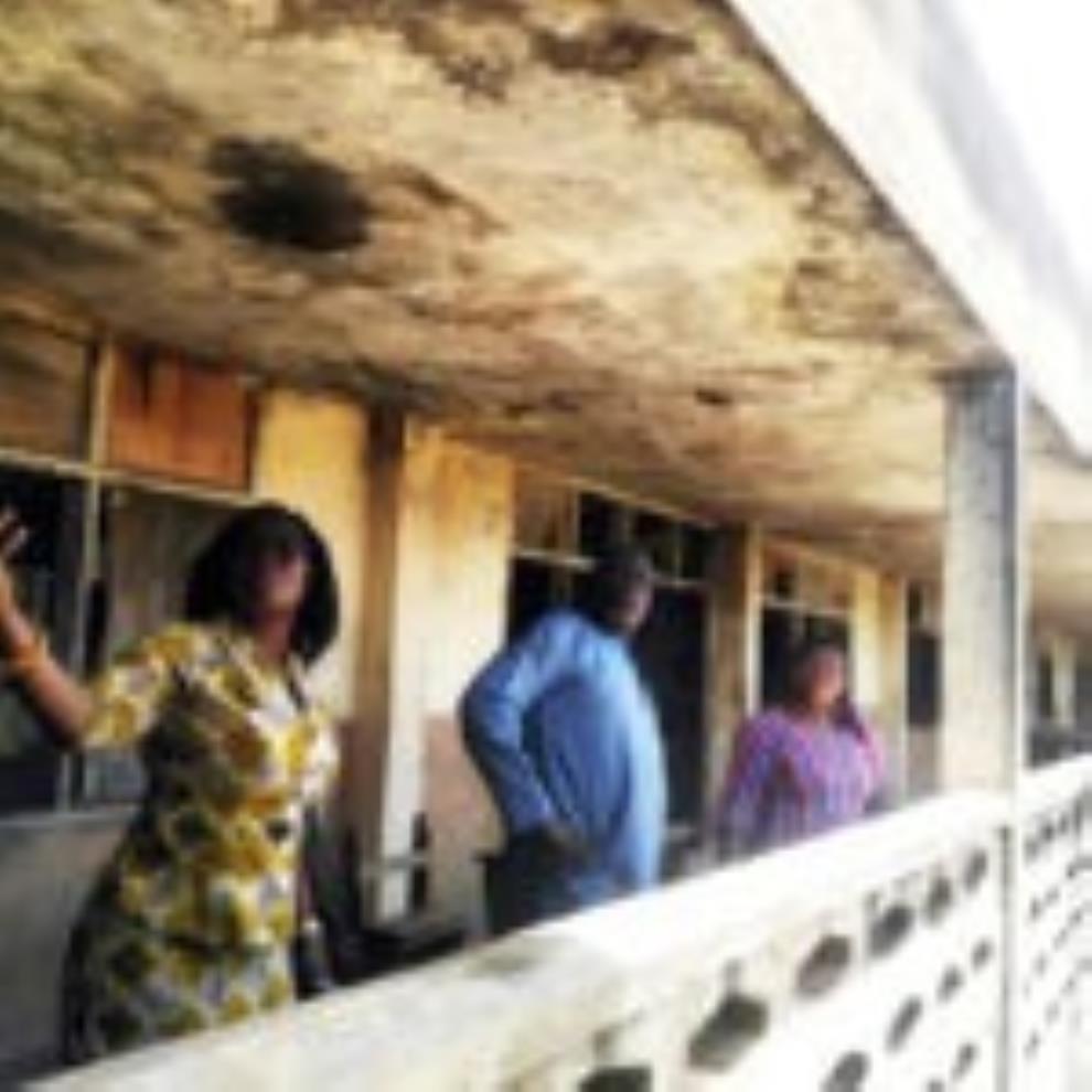 Bolga: 700 Pupils Saved From Crumbling School Building